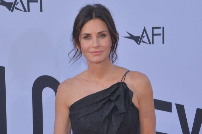 Courteney Cox will play Brittany Wagner in a scripted show based on the Netflix docuseries Last Chance U. File Photo by Jim Ruymen/UPI