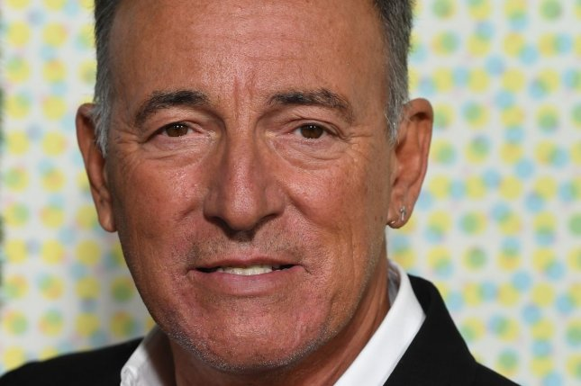 Bruce Springsteen was arrested for alleged drunken driving in New Jersey on Nov. 14, several media outlets reported Wednesday. File Photo by Rune Hellestad/UPI