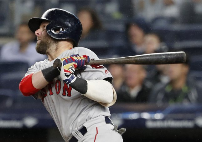 Dustin Pedroia returns to DL with renewed swelling in knee