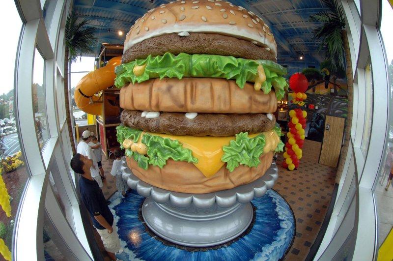 (UPI Photo/Henny Ray Abrams/McDonald's)