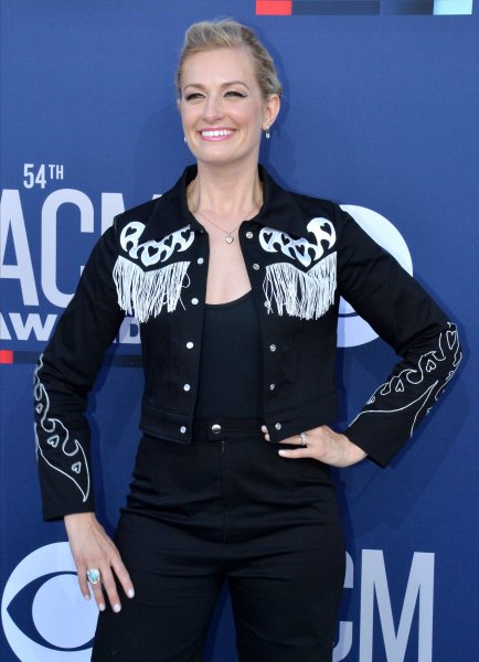 Beth Behrs attends the 54th annual Academy of Country Music Awards held at the MGM Grand Garden Arena in Las Vegas on April 7, 2019. The actor turns 25 on December 26. File Photo by Jim Ruymen/UPI