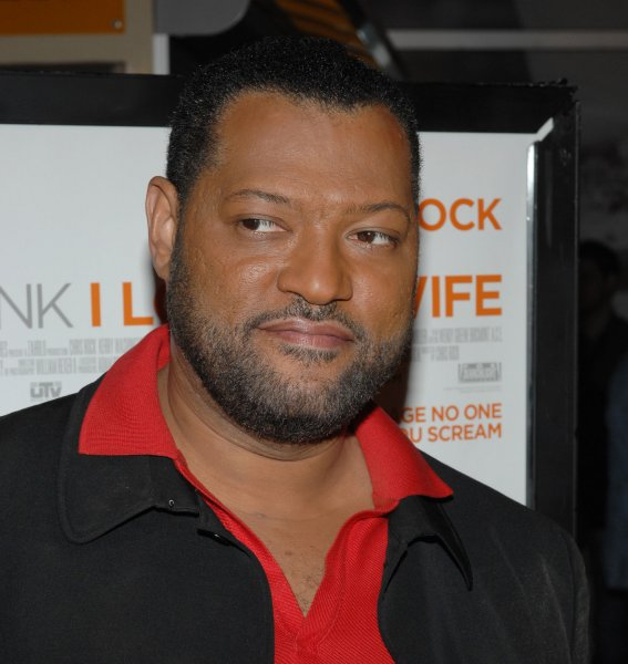 File photo of Laurence Fishburne dated March 7, 2007. (UPI Photo/Jim Ruymen)