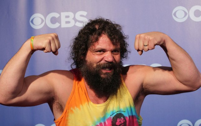 Actor Rupert Boneham, who is considering a run for governor of Indiana. UPI/John Angelillo