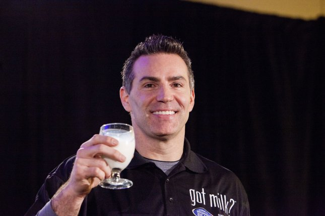 Nutritionists say no to milk industry's change in milk labeling. Former NFL quarterback Kurt Warner talks about his family and their love of milk. UPI/Bevil Knapp
