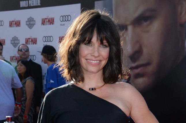 Evangeline Lilly at the Los Angeles premiere of 'Ant-Man' on June 29, 2015. Photo by Jim Ruymen/UPI