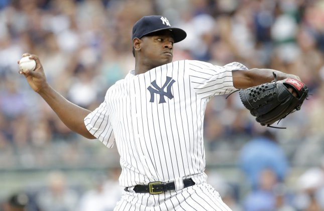 01ab39870518 New York Yankees  Luis Severino baffles Baltimore Orioles - UPI.com