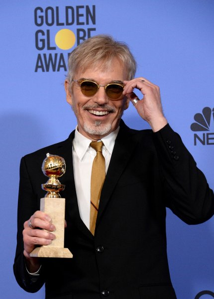 Billy Bob Thornton is returning to his Golden Globe-winning role in Goliath for a third season. File Photo by Jim Ruymen/UPI
