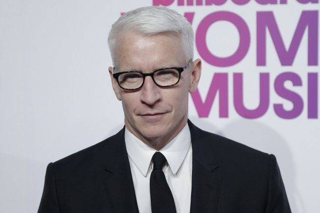 Anderson Cooper said it feels like his life has actually begun since welcoming a son, Wyatt Morgan, with Benjamin Maisani. File Photo by John Angelillo/UPI