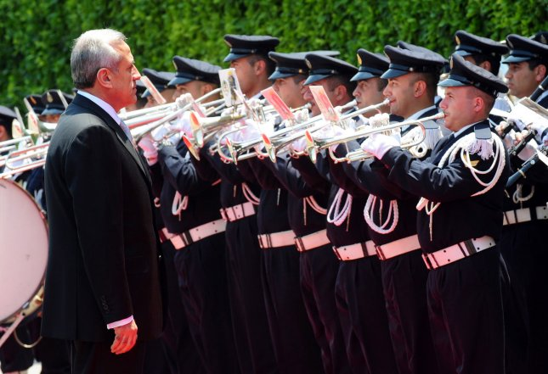 Lebanese President Michel Suleiman. (UPI Photo)