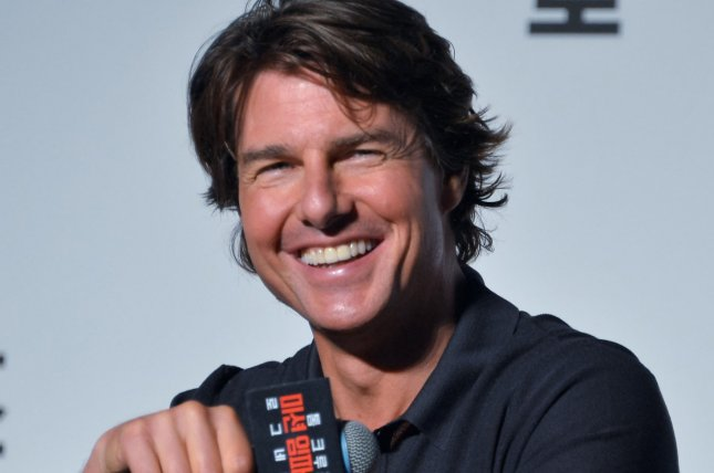 Tom Cruise's Mission: Impossible Rogue Nation is the No. 1 movie in North America this weekend. Photo by Keizo Mori/UPI