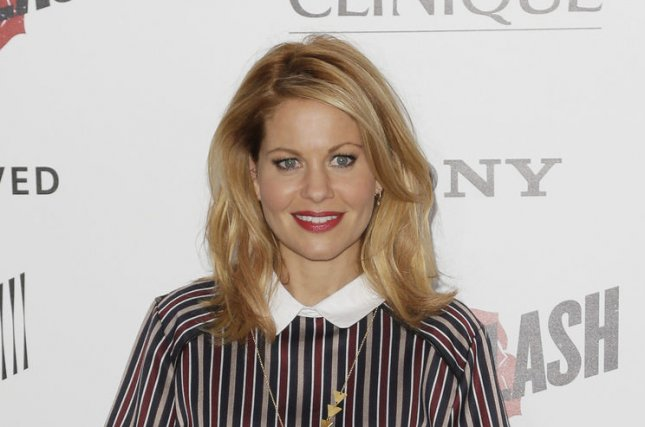 Candace Cameron Bure at the New York premiere of 'Ricki and the Flash' on August 3, 2015. File photo by John Angelillo/UPI
