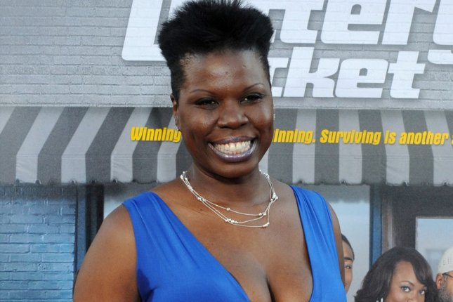 Ghostbusters actress Leslie Jones attends the premiere of the motion picture comedy Lottery Ticket in Los Angeles on August 12, 2010. File Photo by Jim Ruymen/UPI