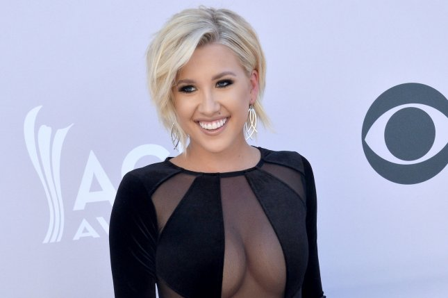 Savannah Chrisley attends the 52nd annual Academy of Country Music Awards on April 2. The reality television star has confirmed she is dating NBA player Luke Kennard. File Photo by Jim Ruymen/UPI