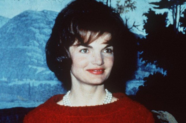 On August 7, 1963, Jacqueline Kennedy becomes first sitting U.S. first lady to give birth since Frances Folsom Cleveland in 1897. File Photo by Fred Winship/UPI