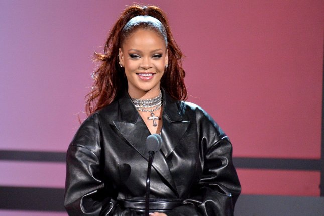 Rhianna is bringing her Savage X Fenty fashion show to Amazon's Prime Video streaming service. File Photo by Jim Ruymen/UPI
