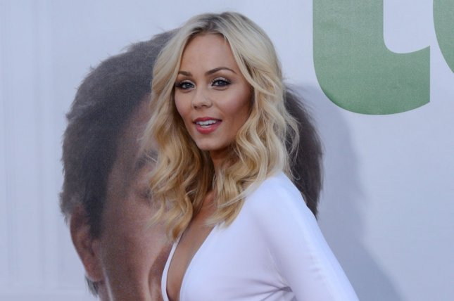 Actress Laura Vandervoort, a cast member in the motion picture comedy Ted, attends the premiere of the film at Grauman's Chinese Theatre in Los Angeles on June 21, 2012. File Photo by Jim Ruymen/UPI
