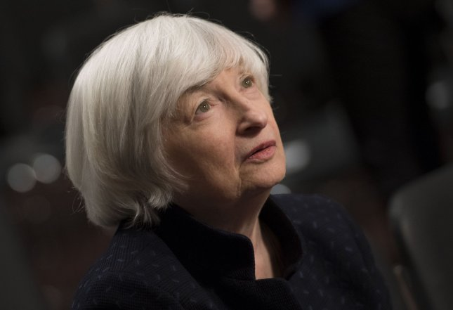 Janet Yellen to leave Fed when Jerome Powell takes over as chair