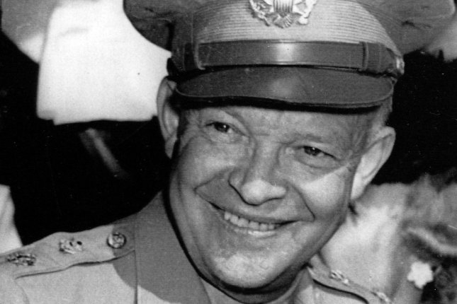 On February 6, 1943, U.S. Army Gen. Dwight D. Eisenhower was named commander of Allied expeditionary forces in North Africa. UPI File Photo