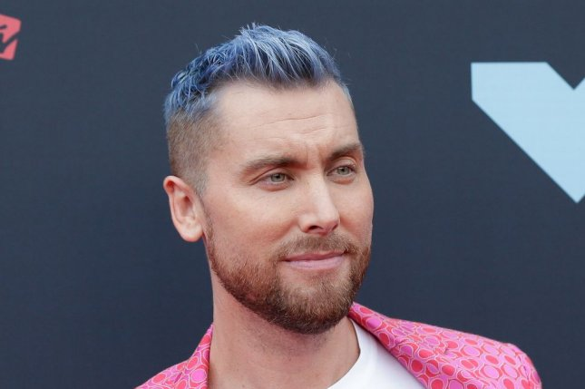Lance Bass joins the game for Season 2 of The Circle on Netflix.  File Photo by John Angelillo/UPI