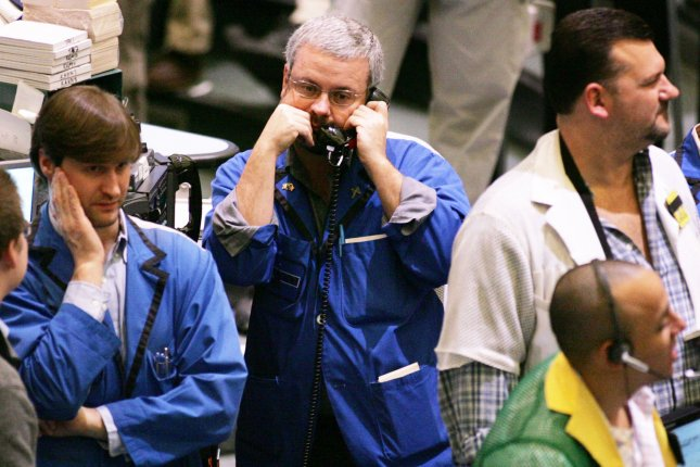 Oil prices fall sharply in early Wednesday trading as investors react to data showing a huge market surplus. File photo by Monika Graff/UPI