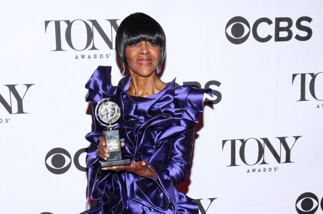 Cicely Tyson at the 67th annual Tony Awards on June 9, 2013 in New York City. Photo by Monika Graff/UPI