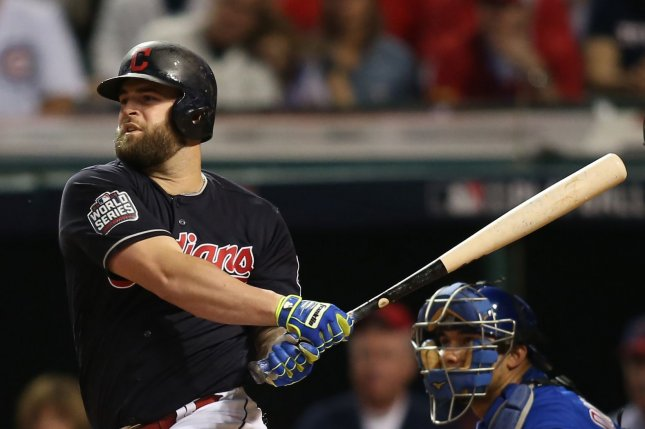 Mike Napoli and the Rangers