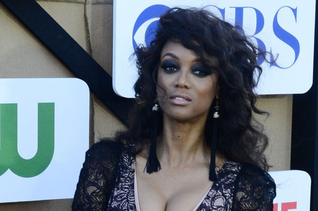 Tyra Banks attends the CBS and Showtime summer TCA party on July 29, 2013. File Photo by Jim Ruymen/UPI
