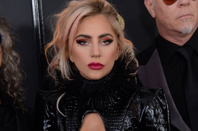Singer Lady Gaga arrives for the 59th annual Grammy Awards in Los Angeles on February 12. The Gaga: Five Foot Two documentary is to stream on Netflix Sept. 22. File Photo by Jim Ruymen/UPI