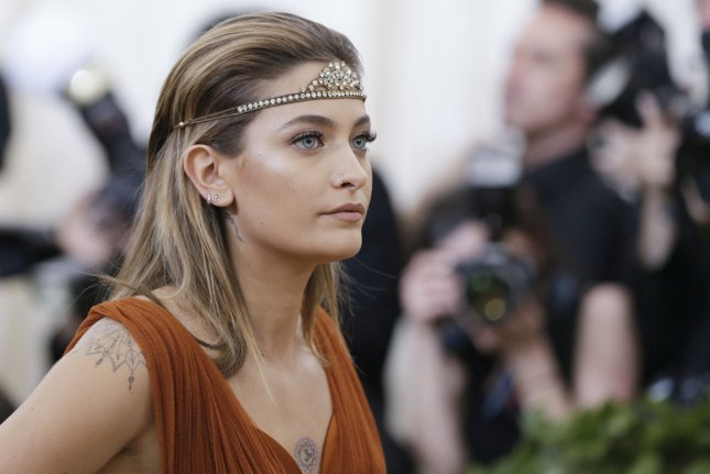 Paris Jackson set the record straight Monday after several news outlets reported her as coming out as bisexual. File Photo by John Angelillo/UPI