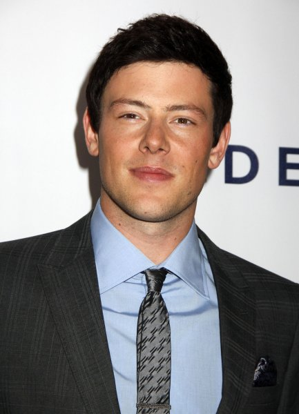 Cory Monteith arrives for the 23rd Annual Glaad Media Awards at the Marriot Marquis Hotel in New York on March 24, 2012. UPI /Laura Cavanaugh