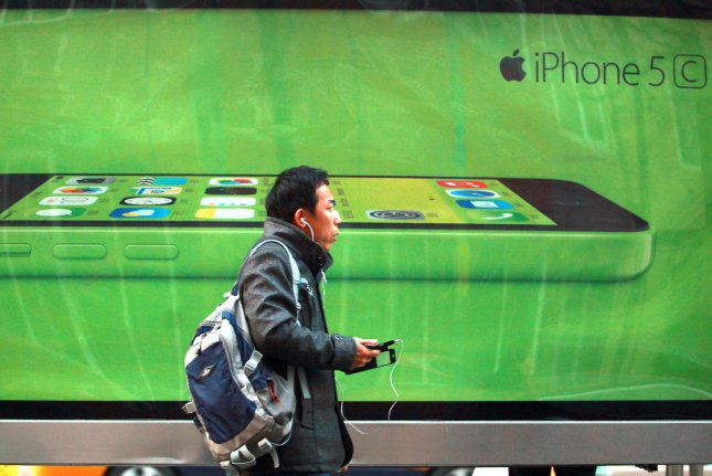 Chinese state media calls iPhone a security threat