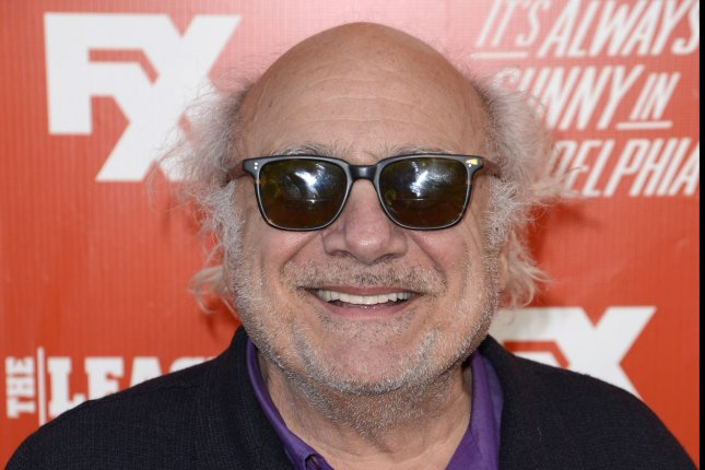 Actor Danny DeVito attends the FXX Network launch party featuring the season premiere screenings of It's Always Sunny in Philadelphia - Season 9 and The League - Season 5 in the Hollywood section of Los Angeles on September 3, 2013. The ensemble comedies depict the antics in a neighborhood bar and a group of friends in a fantasy football league respectively. UPI/Phil McCarten