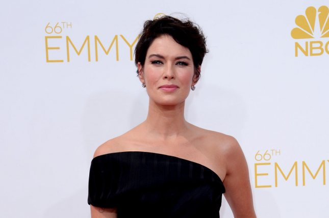 Lena Headey attends the Primetime Emmy Awards on August 25, 2014. The actress plays Cersei Lannister on Game of Thrones. File Photo by Jim Ruymen/UPI