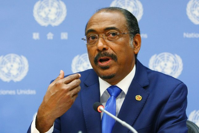 The independent investigative panel recommended that UNAIDS replace its executive director, Michel Sidibé. File Photo by Monika Graff/UPI