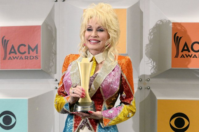 Dolly Parton spoke out after her youngest brother, Floyd Parton, died at age 61 last week. File Photo by Jim Ruymen/UPI