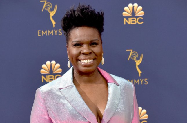 Leslie Jones attends the 70th annual Primetime Emmy Award in 2018. She was announced as the new host for the 2021 MTV Movie and TV Awards which airs May 16. File Photo by Christine Chew/UPI