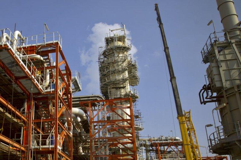 Delek Group sees momentum from Israeli gas projects. UPI/Maryam Rahmanian