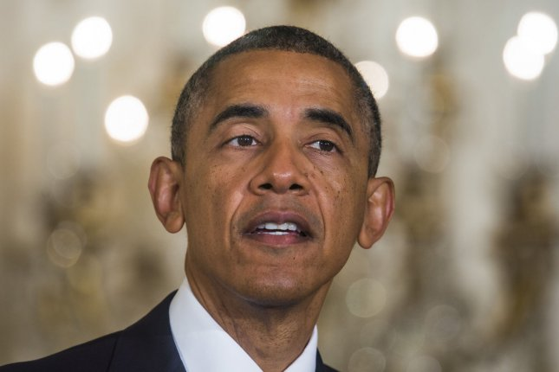 U.S. President Barack Obama. (File/UPI/Jim Lo Scalzo)