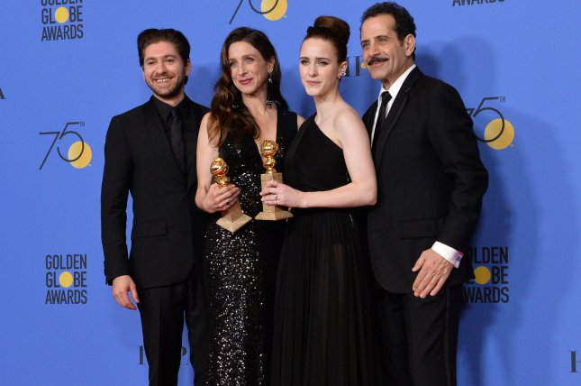 Amazon has released the first teaser for Season 2 of The Marvelous Mrs. Maisel. File Photo by Jim Ruymen/UPI