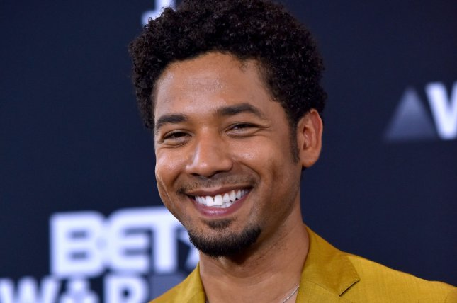 Police in Chicago said they want to speak with people seen in surveillance-camera images about an attack on actor/singer Jussie Smollett. File Photo by Christine Chew/UPI