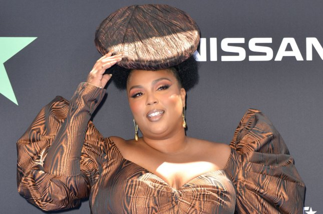 Lizzo performed live on NBC's Todayon Friday. File Photo by Chris Chew/UPI