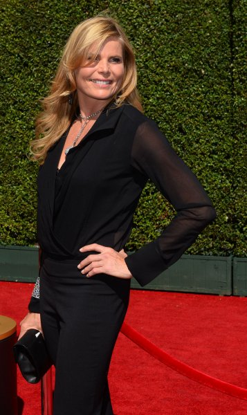 Mariel Hemingway plays the mayor in The Wall of Mexico. File Photo by Jim Ruymen/UPI