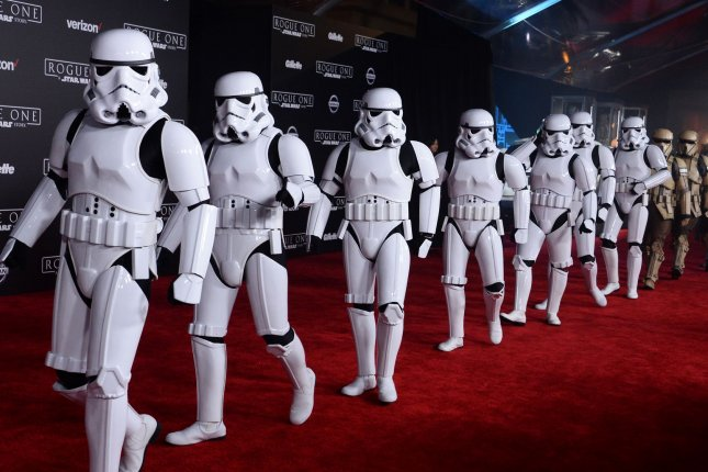 Lucasfilm Games and Ubisoft are working together on a new, Star Wars video game. File Photo by Jim Ruymen/UPI