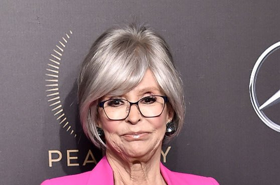 Rita Moreno discusses her marriage to Lenny Gordon in a new documentary. File Photo by Steven Ferdman/UPI