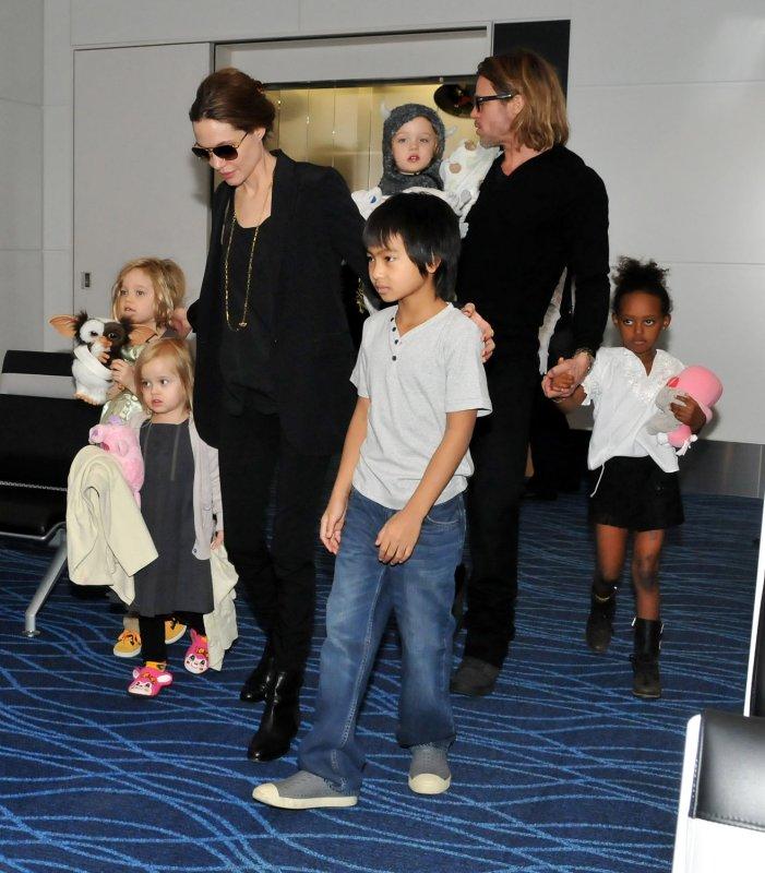 Vivienne Jolie Pitt 4 Earns 3 000 A Week For Maleficent