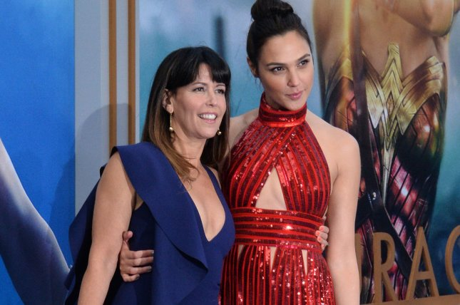 Patty Jenkins is to present Gal Gadot with a prize at the Critics' Choice Awards ceremony on Jan. 11. File Photo by Jim Ruymen/UPI
