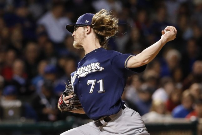Brewers Pitcher Josh Hader Apologizes for Homophobic and Racist Tweets