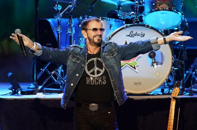 Ringo Starr & His All-Starr Band perform at the 50th anniversary of the Woodstock Music Festival 2019 in Bethel, N.Y. File Photo by John Angelillo/UPI