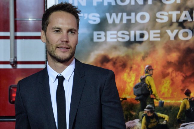 Actor Taylor Kitsch will join Chris Pratt in new Amazon series The Terminal List. File Photo by Jim Ruymen/UPI