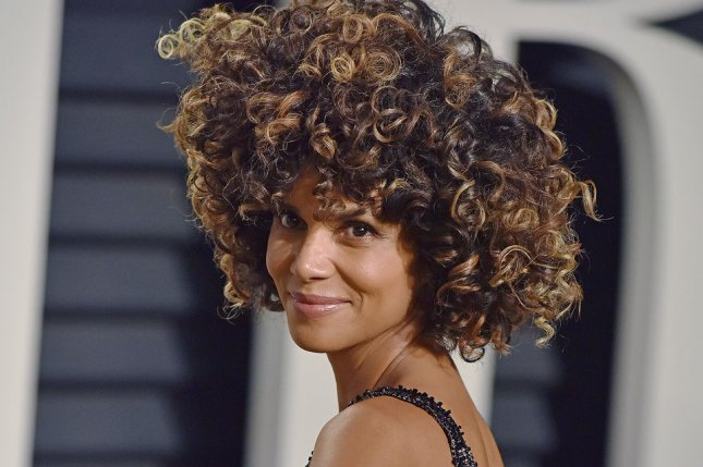 Halle Berry attends the Vanity Fair Oscar Party at the Wallis Annenberg Center for the Performing Arts in Beverly Hills on February 26. The actress will soon be seen in Kingsman: The Golden Circle. File Photo by Christine Chew/UPI